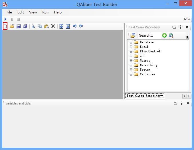 QAliber Test Builder